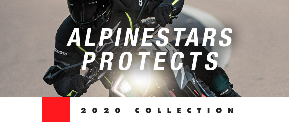 ALPINESTARS COLLECTION 2020