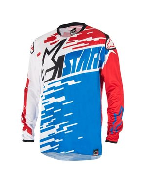 ΜΠΛΟΥΖΑ MX ALPINESTARS RACER BRAAP [2016]