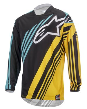 ΜΠΛΟΥΖΑ MX ALPINESTARS RACER SUPERMATIC