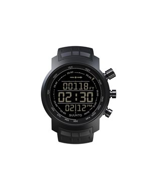 ΡΟΛΟΙ SUUNTO ELEMENTUM TERRA ALL BLACK ΜΕ ΕΩΣ 12 Α