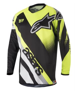 ΜΠΛΟΥΖΑ MX ALPINESTARS RACER SUPERMATIC [2018]