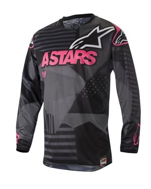 ΜΠΛΟΥΖΑ MX ALPINESTARS RACER TACTICAL [2018]