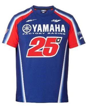 8131ff7658c9 Ανδρικό T-Shirt Yamaha MV25 2018