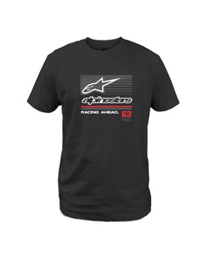 T-SHIRT ALPINESTARS BACK STRAIGHT