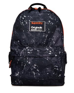 ΣΑΚΙΔΙΟ SUPERDRY  D1 MARBLE CAMO SPLATER