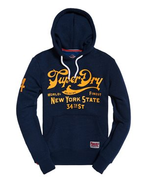 ΦΟΥΤΕΡ SUPERDRY D1 34TH ST HOOD M20650NR-YJ6