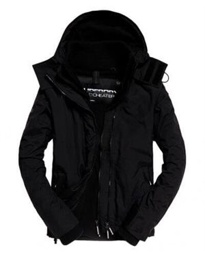 ΜΠΟΥΦΑΝ SUPERDRY ARCTIC HOODED POP ZIP WINDCHEATER