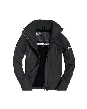 ΜΠΟΥΦΑΝ SUPERDRY  D2 HOODED WINTER WINDTREKKER M50002WR-XX9