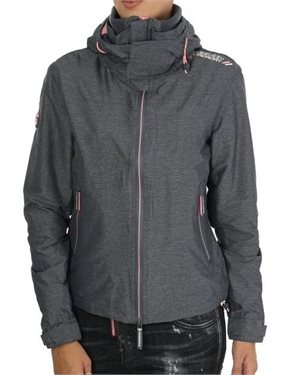 ΜΠΟΥΦΑΝ SUPERDRY  D2 ARCTIC HOODED CLIFF HIKER ΓΥΝΑΙΚΕΙΟ