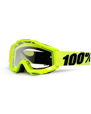 ΜΑΣΚΑ 100% ACCURI FLUO YELLOW