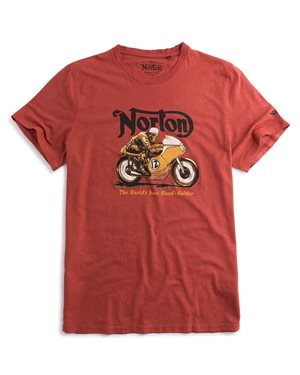 T-SHIRT  NORTON WULF ΑΝΔΡΙΚΟ
