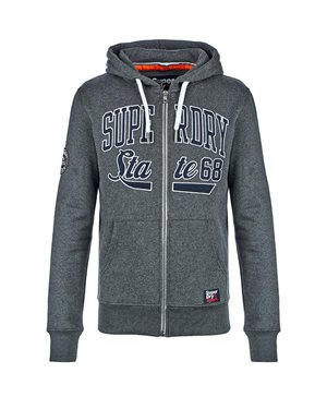 ΖΑΚΕΤΑ SUPERDRY D3 ACADEMY SPORT APPLIQUE M20033TR