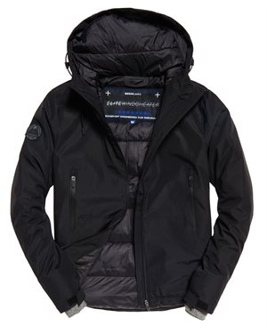 ΜΠΟΥΦΑΝ SUPERDRY D2 PADDED ELITE WINDCHEATER