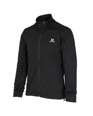ΜΠΟΥΦΑΝ SALOMON NORDIC SKIING AGILE WARM JKT M  ΑΝ