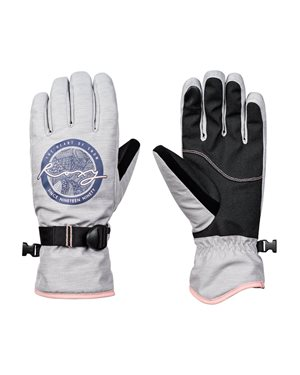 ΓΑΝΤΙΑ ROXY FRESHFIELD SNOWBOARD GLOVES WARM HEATH