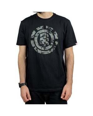 T-SHIRT ELEMENT BARK LOGO SS ΑΝΔΡΙΚΟ