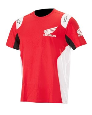T-SHIRT ALPINESTARS HONDA DESIGN