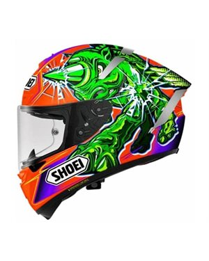 ΚΡΑΝΟΣ SHOEI X-SPIRIT 3 POWER RUSH