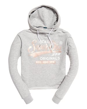 ΦΟΥΤΕΡ SUPERDRY D2 REAL ORIGINALS BONDED SATIN COL