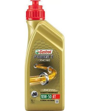 ΛΙΠΑΝΤΙΚΟ CASTROL POWER 1 RACING 4T 10W50 1L