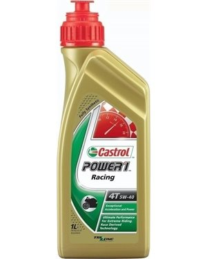 ΛΙΠΑΝΤΙΚΟ CASTROL POWER 1 RACING 4T 5W40 1L