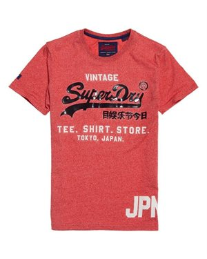 T-SHIRT SUPERDRY SHOP DUO LITE M10993NT-UY9