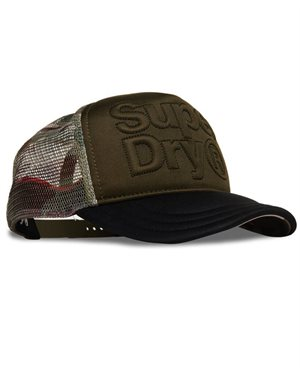 ΚΑΠΕΛΟ SUPERDRY D2 TRIO CAMO ( M90018MT-03O )