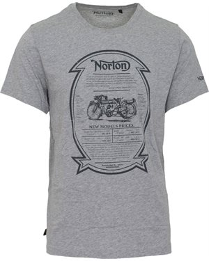 T-SHIRT NORTON MOORE  NM500090-933 ΑΝΔΡΙΚΟ