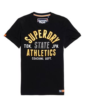 T-SHIRT SUPERDRY TRACK & FIELD LITE M10107AT-02A  ΑΝΔΡΙΚΟ