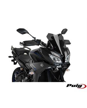 ΑΝΕΜΟΘΩΡΑΚΑΣ PUIG DARK SMOKE 376x287mm YAMAHA/MT-0