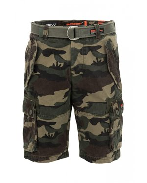 ΒΕΡΜΟΥΔΑ SUPERDRY D1 CORE CARGO HEAVY SHORT M71010