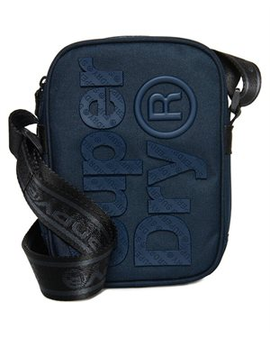 ΤΣΑΝΤΑΚΙ SUPERDRY D1 B BOY AOP FESTIVAL BAG (M9100