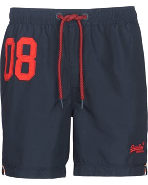 ΜΑΓΙΟ SUPERDRY WATER POLO SWIM M30018AT-49P ΑΝΔΡΙΚ