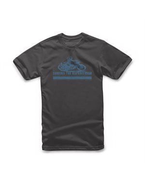 T-SHIRT ALPINESTARS SURFING THE ASPH