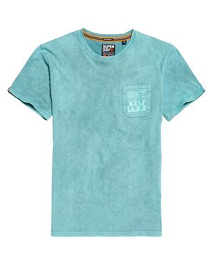 T-SHIRT SUPERDRY SURPLUS GOODS M10111YT-AFB ΑΝΔΡΙΚΟ