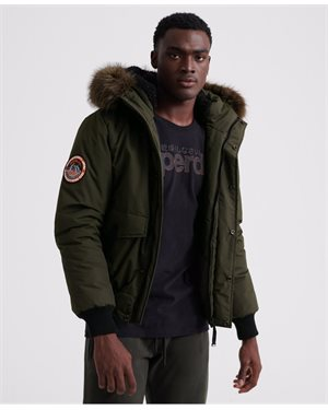 ΜΠΟΥΦΑΝ SUPERDRY EVEREST BOMBER M5000039A-12A ΑΝΔΡ