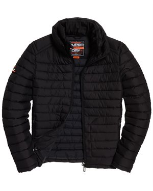 ΜΠΟΥΦΑΝ SUPERDRY DOUBLE ZIP FUJI M5000022A-43E ΑΝΔ