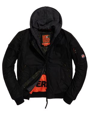 ΜΠΟΥΦΑΝ SUPERDRY ROOKIE FLIGHT BOMBER M5000079A-12