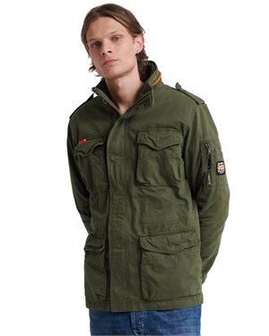 ΜΠΟΥΦΑΝ SUPERDRY CLASSIC ROOKIE MILITARY M5000011A