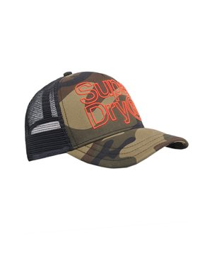 ΚΑΠΕΛΟ SUPERDRY D2 LINEMAN TRUCKER M9010003A-02A Α