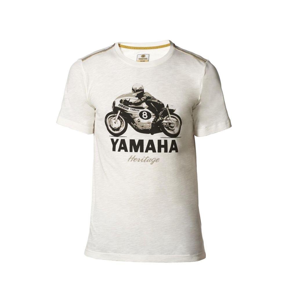 ce573a265e40 T-SHIRT YAMAHA HERITAGE RACE - Moto Direct
